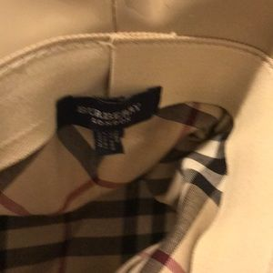 0a9f929e725c64 Burberry Accessories | London Rain Hat | Poshmark
